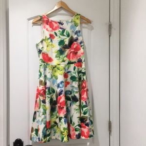 Perfect spring dress